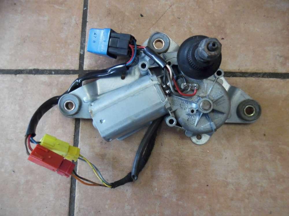 Peugeot 806 Heckwischermotor Wischermotor Hinten  53006512
