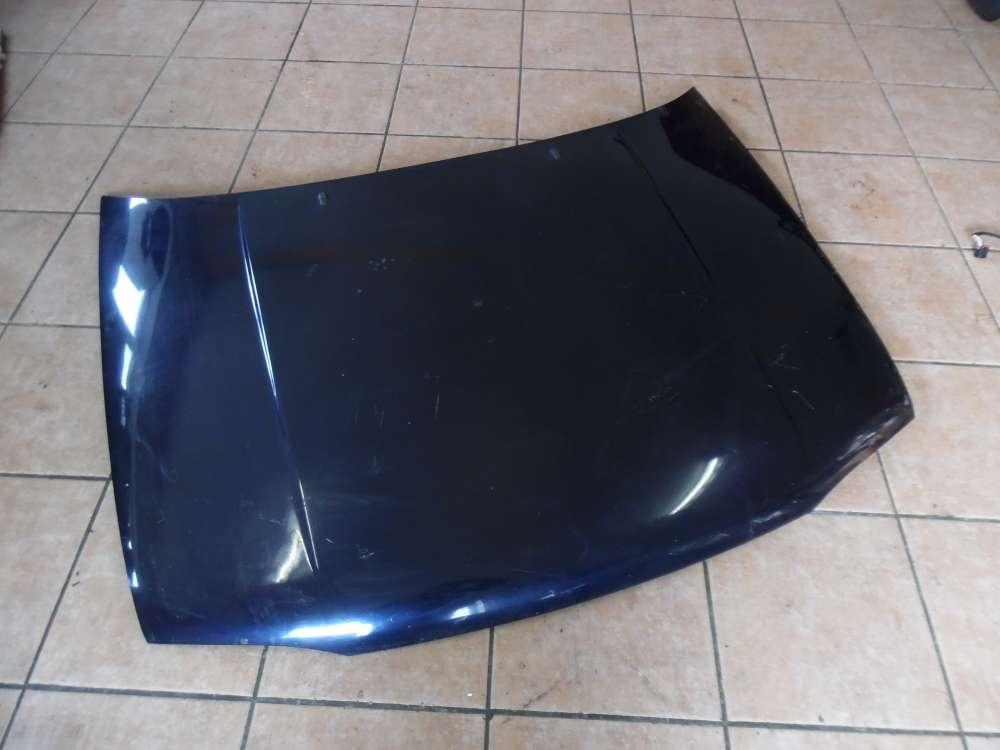 VW Golf III Motorhaube Haube Blau