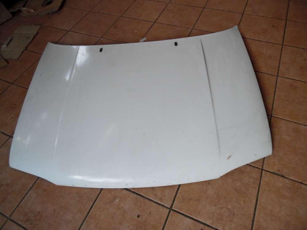 VW Golf III Motorhaube Haube weiß