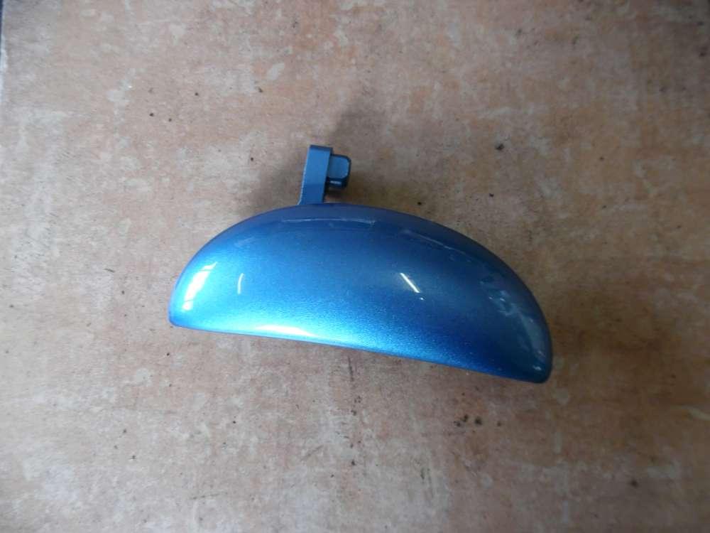 Peugeot 107 Türgriff außer Hinten Rechts blau