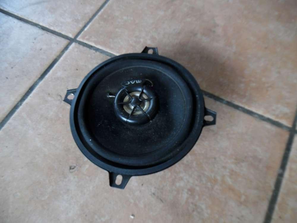 Peugeot 107 Lautsprecher Hochtöner Hinten Rechts 11046131