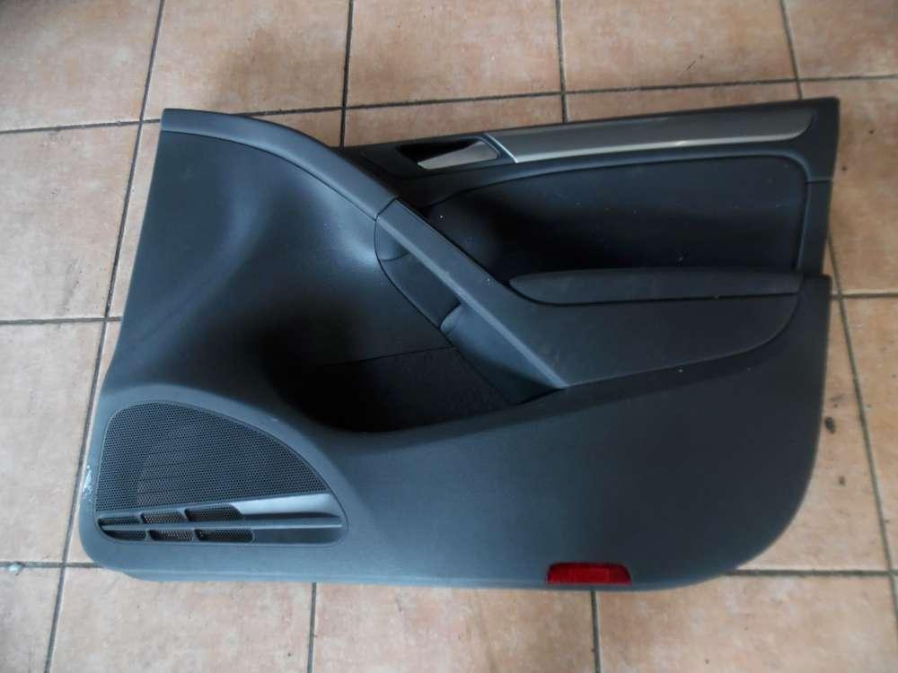 VW Golf 6 VI Türverkleidung Verkleidung Vorne Rechts 5K4867012