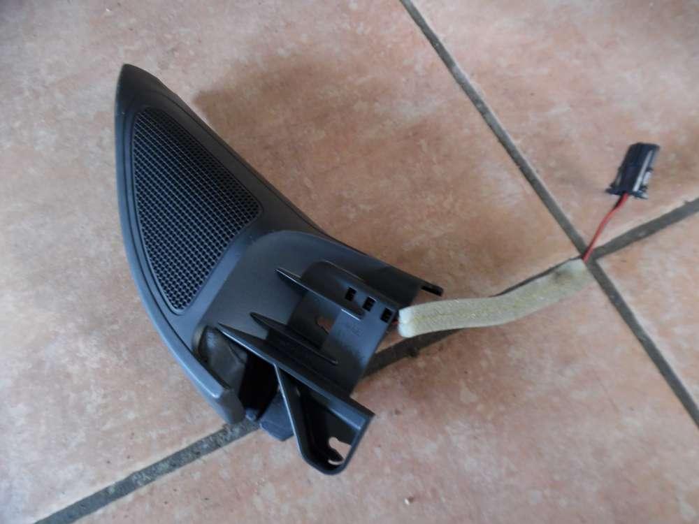 VW Golf 6 VI Spiegelabdeckung mit Lautsprecher Rechts 5K0837986