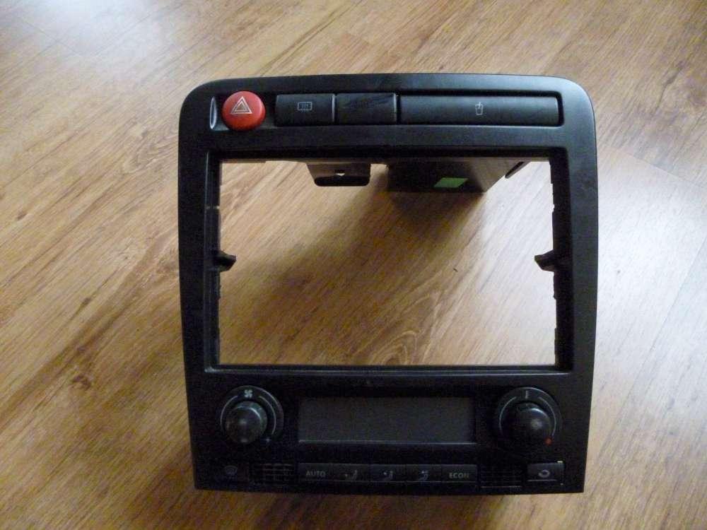 Seat Ibiza Bj:05 Mittelkonsole Mit Schalter 6L1858815 Bedienteil Klimaautomatik