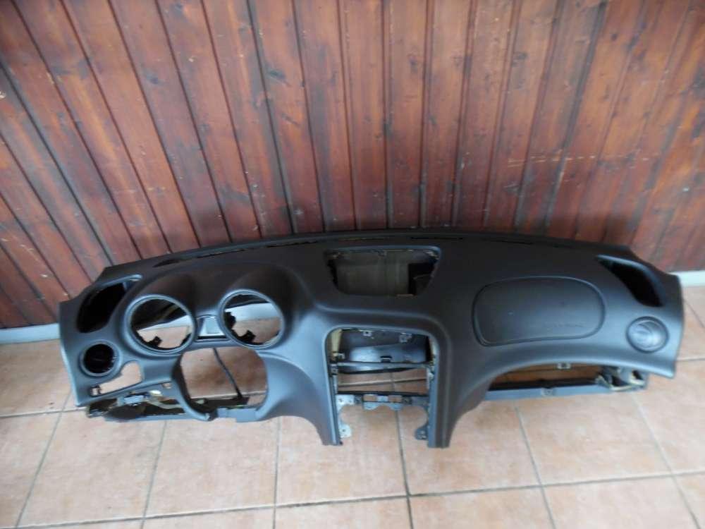 Alfa Romeo 156 Armaturenbrett Cockpit schwarz