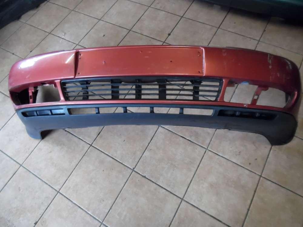Audi A4 5B Stoßstange Stoßfänger Vorne Farbcod: Laserrot LY3H