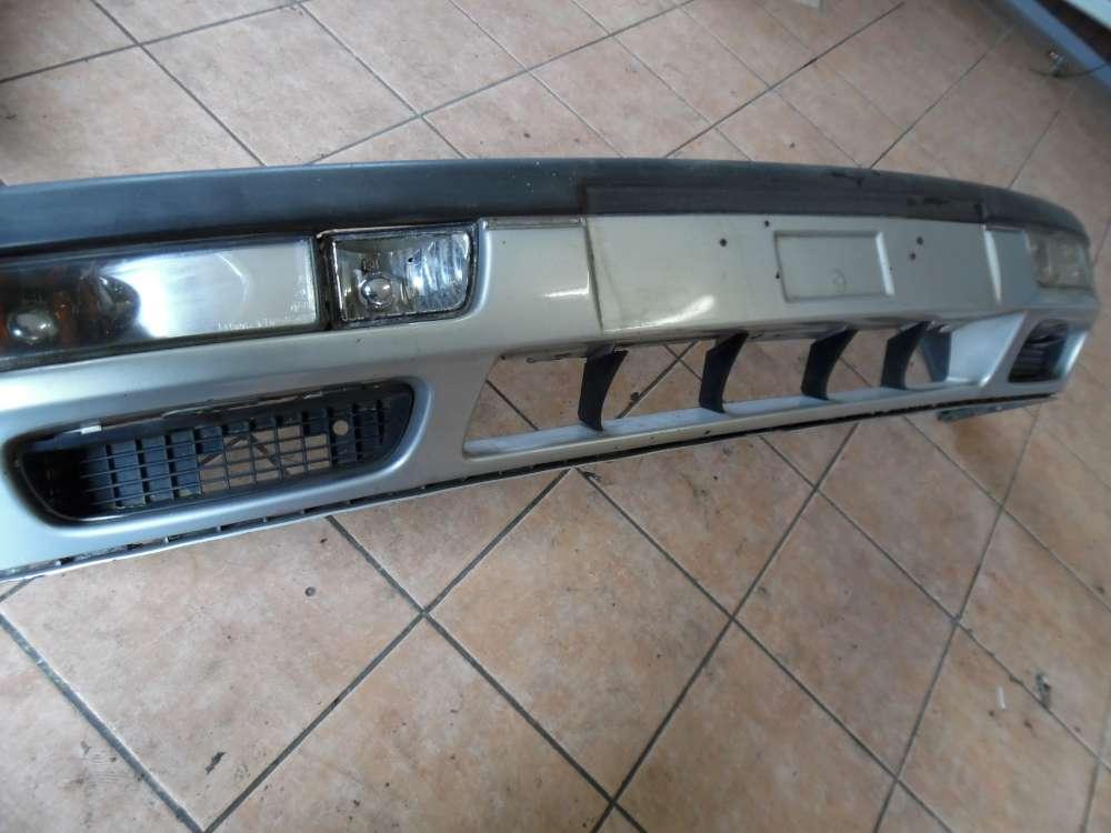 VW Vento 1H Stoßstange Vorne Silber 1H5807217