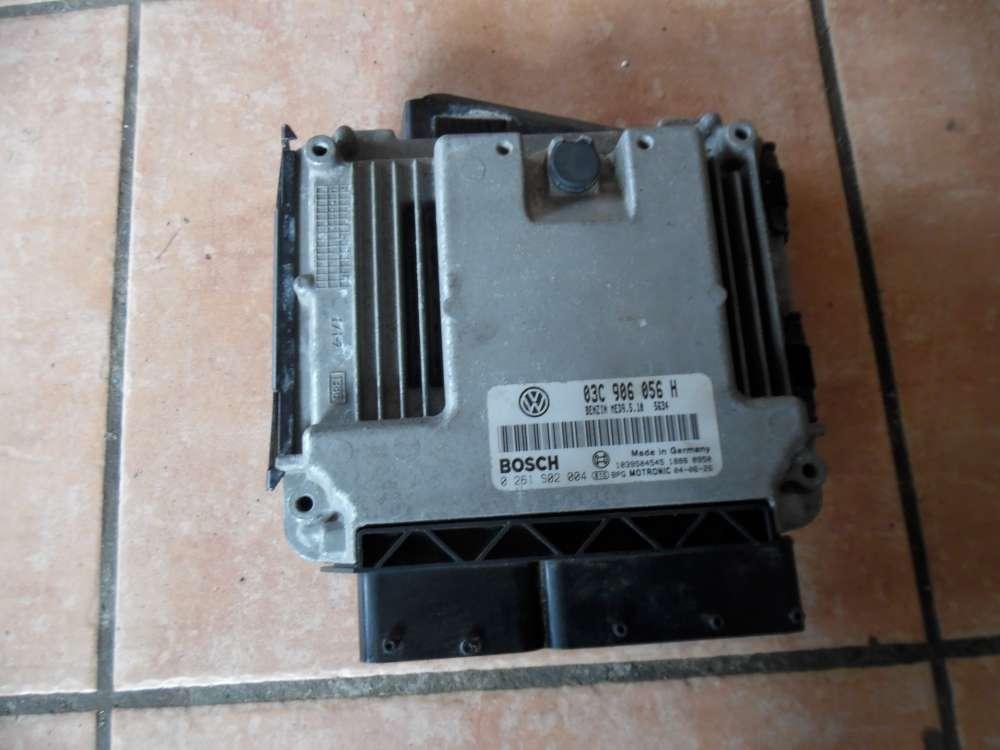 VW Golf 6 VI Steuergerät Motor Motorsteuergerät 03C906056H