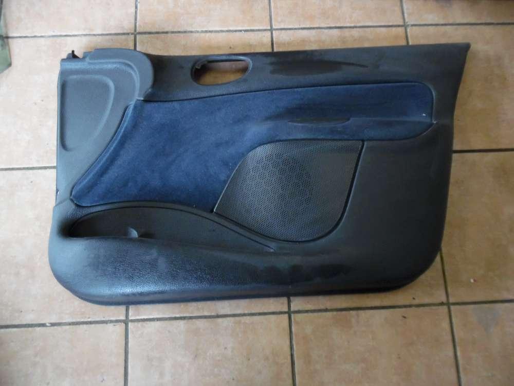 Peugeot 206 Türverkleidung Türpappe Vorne Rechts 9629325777