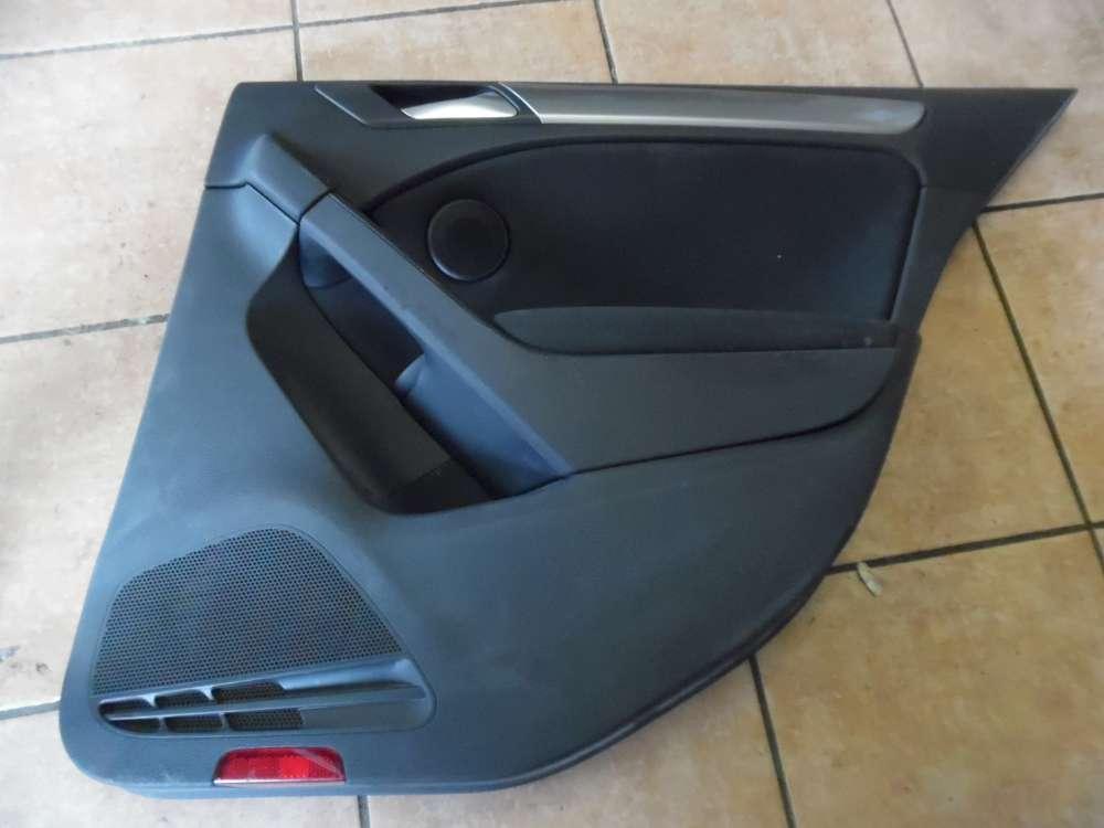 VW Golf 6 VI Türverkleidung Hinten Rechts 5K6867212