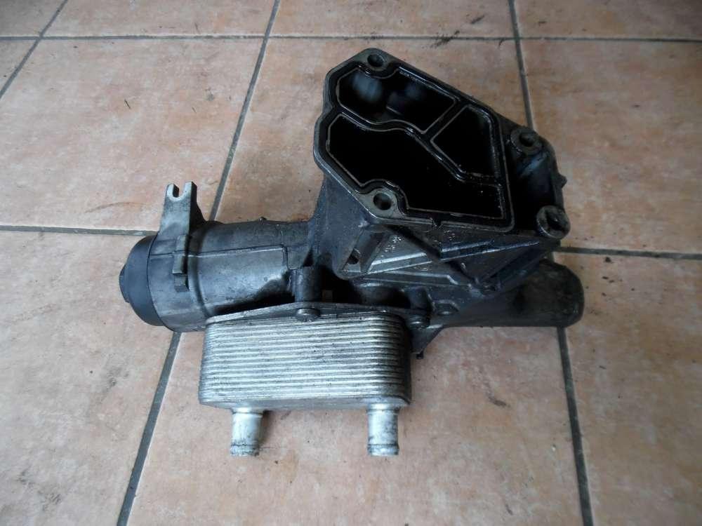 BMW E46 3-er Ölfiltergehäuse Ölkühler 2246981 6740273126