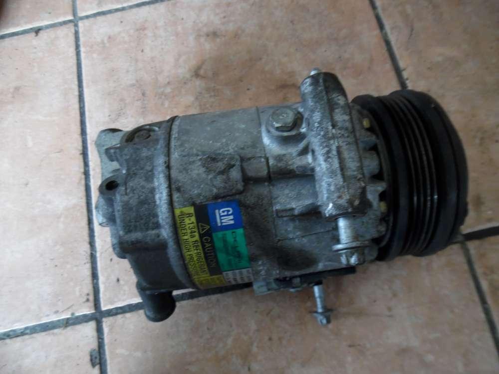 Opel Zafira B Klimakompressor 13124750