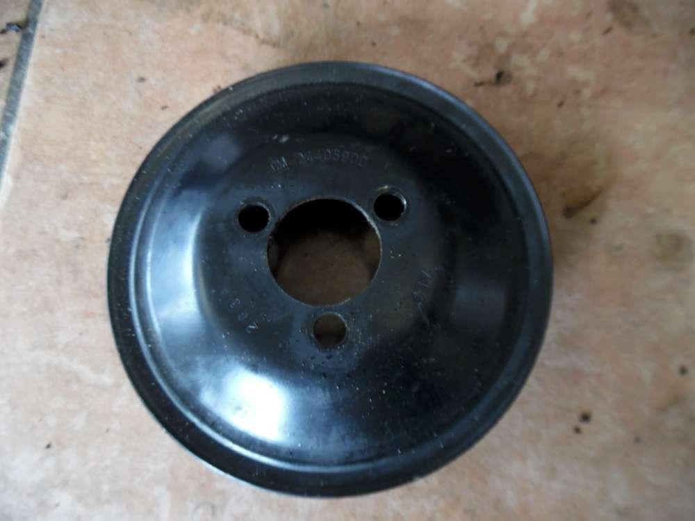 Opel Zafira B Riemenscheibe 24405900