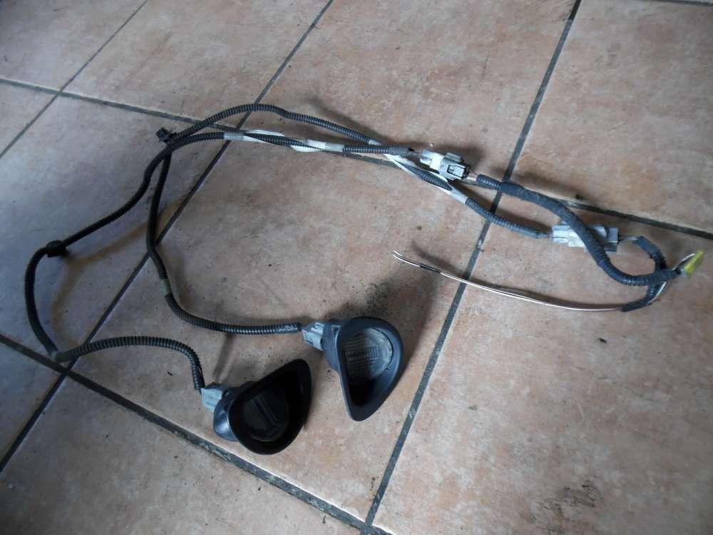 Peugeot 107 Heckleuchte Rücklicht mit Kabel unten 81270-0H020
