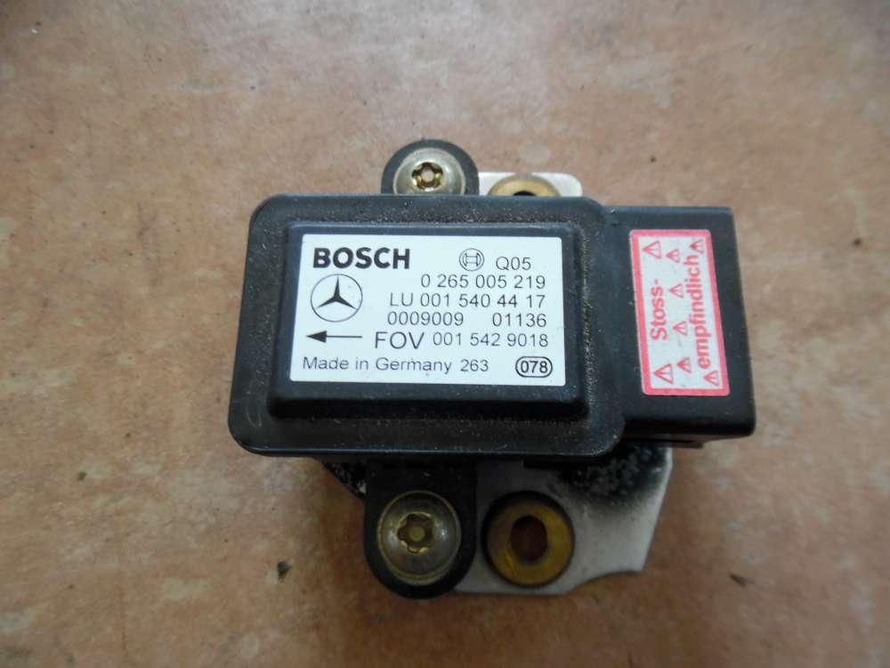 Mercedes A-Klasse W168 ESP Drehratensensor 0265005219 LU0015404417