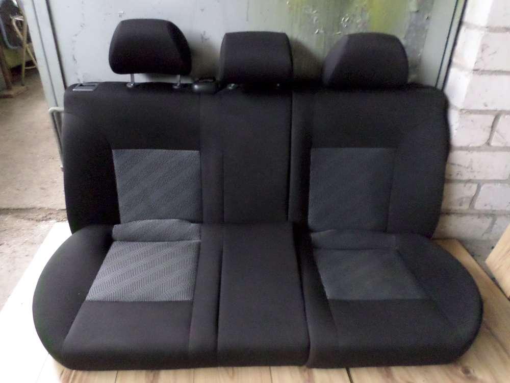 Seat Ibiza Bj.2005 5 Türen Rücksitz Rücksitzbank Sitzbank Sitz hinten Stoff