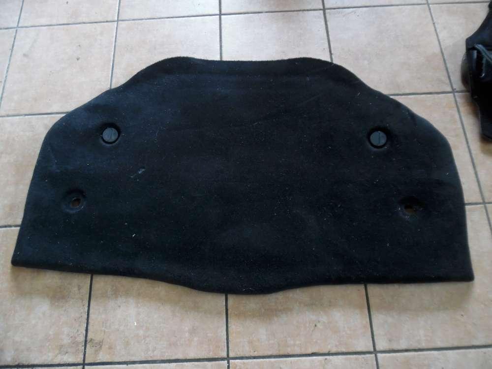 Porsche 911 Verkleidung Motorraum Motordeckel schwarz 98655103900 ECC