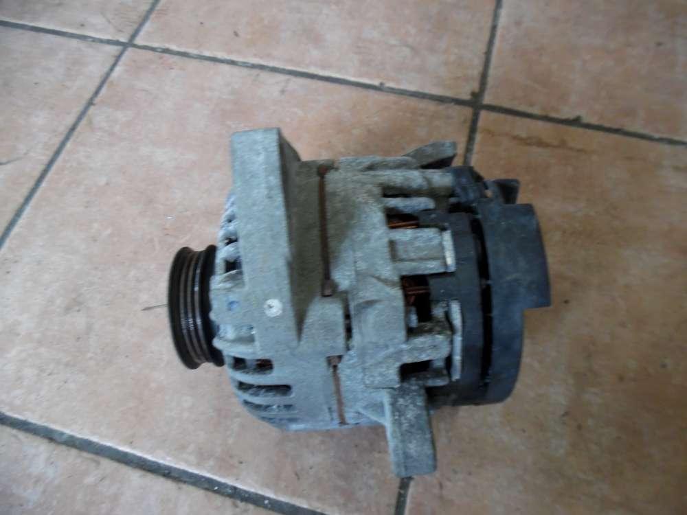 Renault Twingo II Lichtmaschine Generator Bosch 0124225068
