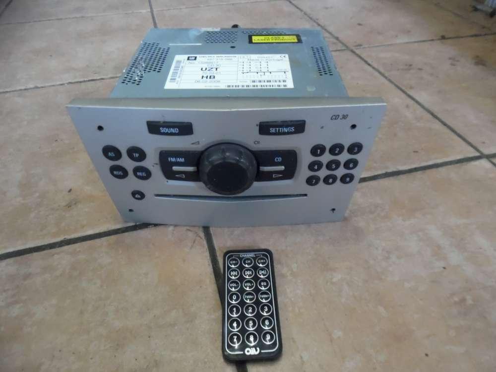 Opel Corsa D Radio CD mit Controller 13289917