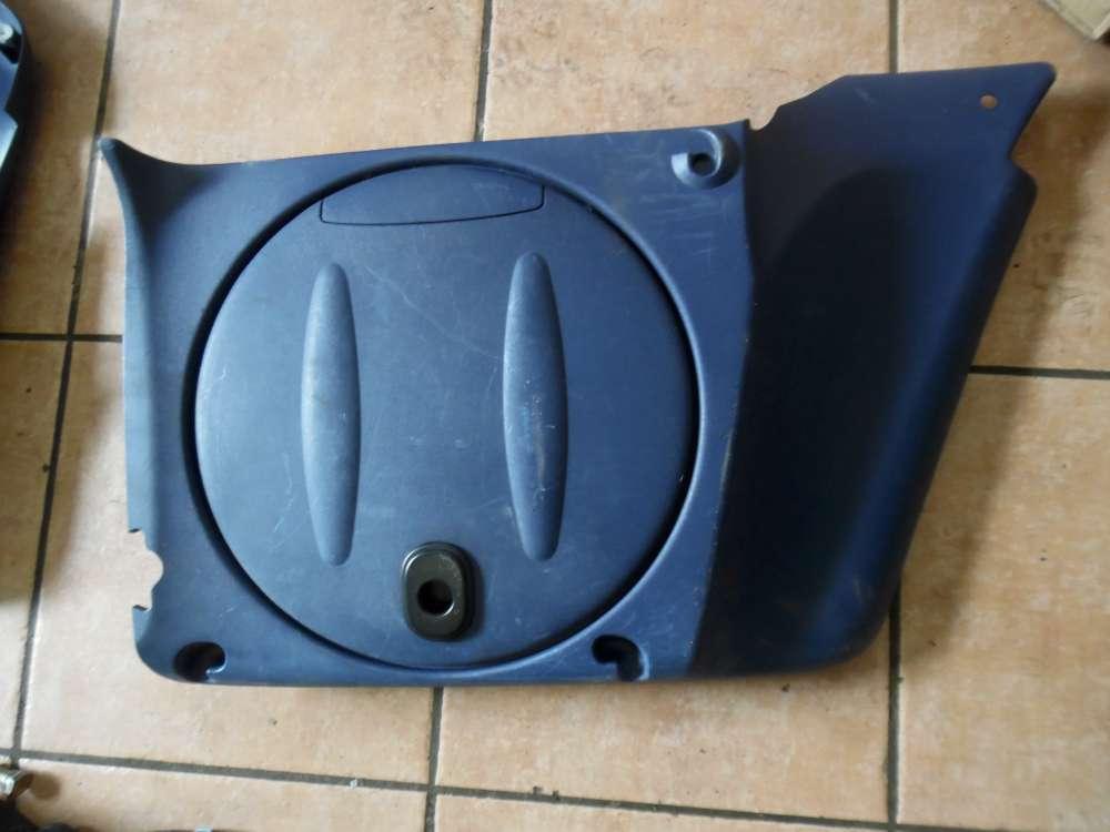 SMART Fortwo Kofferraumverkleidung Verkleidung Rechts 0002756V010