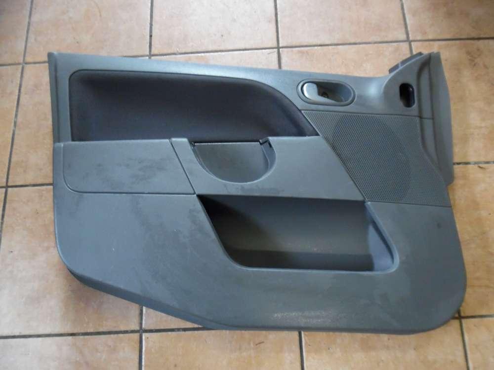 Ford Fiesta Türverkleidung Türpappe Vorne Links 2S61-A23943