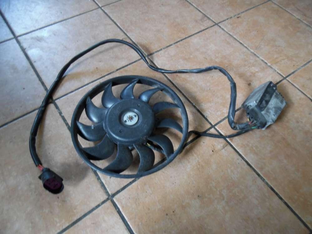 Audi A4 8E Elektrolüfter Lüfter mit Steuergerät 8E0959501E