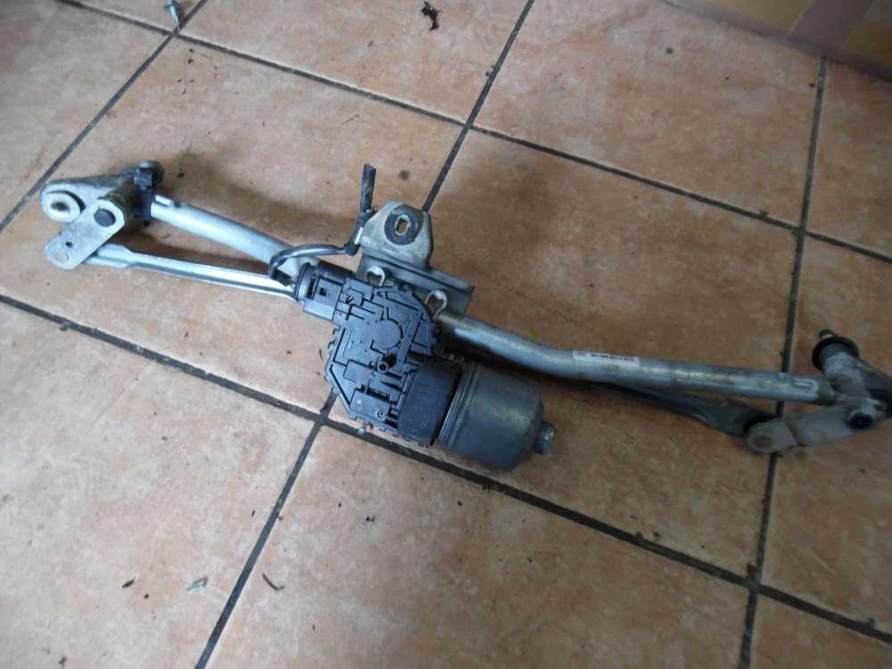 Audi A4 8E Wischermotor Scheibenwischermotor Vorne 8E1955603D 8E1955119