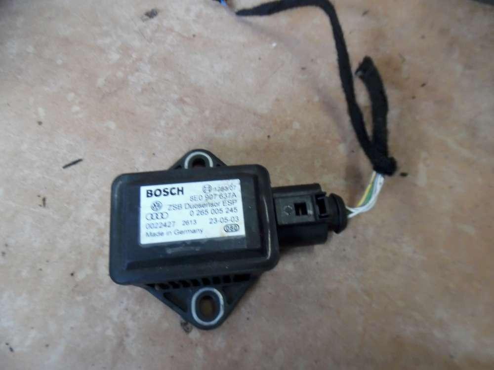 Audi A4 8E ESP Duosensor Sensor 8E0907637A