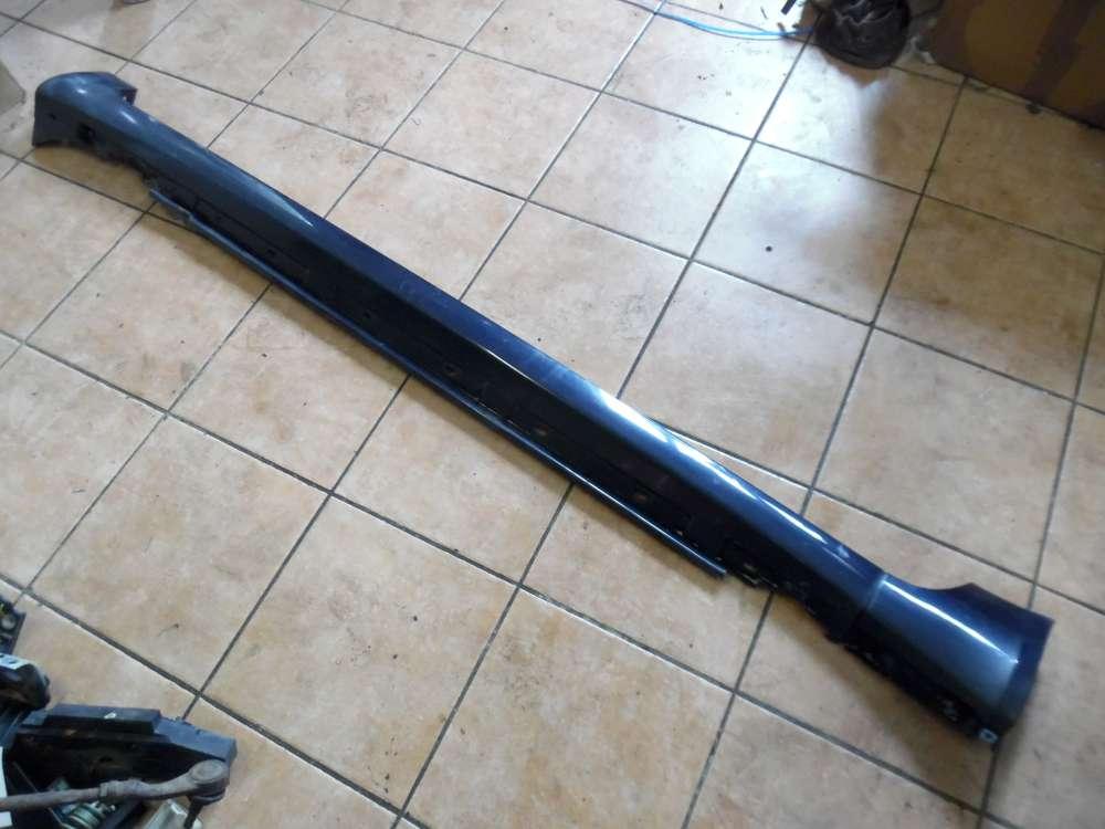 Audi A4 8E Seitenschweller Schweller Links 8E0853859 Blau Farbcod : LZ5J