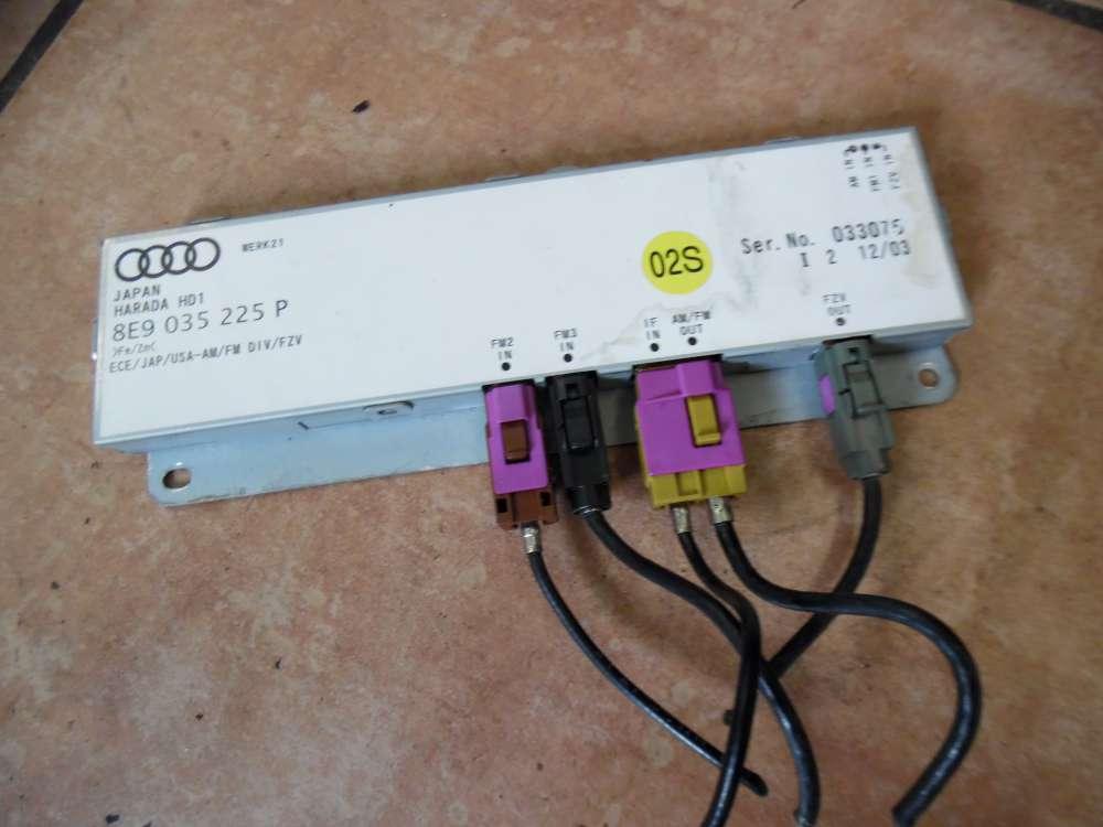 Audi A4 8E Antennenverstärker Steuergerät 8E9035225P