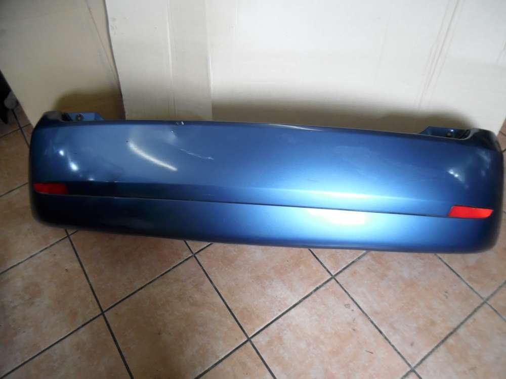 Ford Fiesta V JD3 Stoßstange Hinten Blau 44
