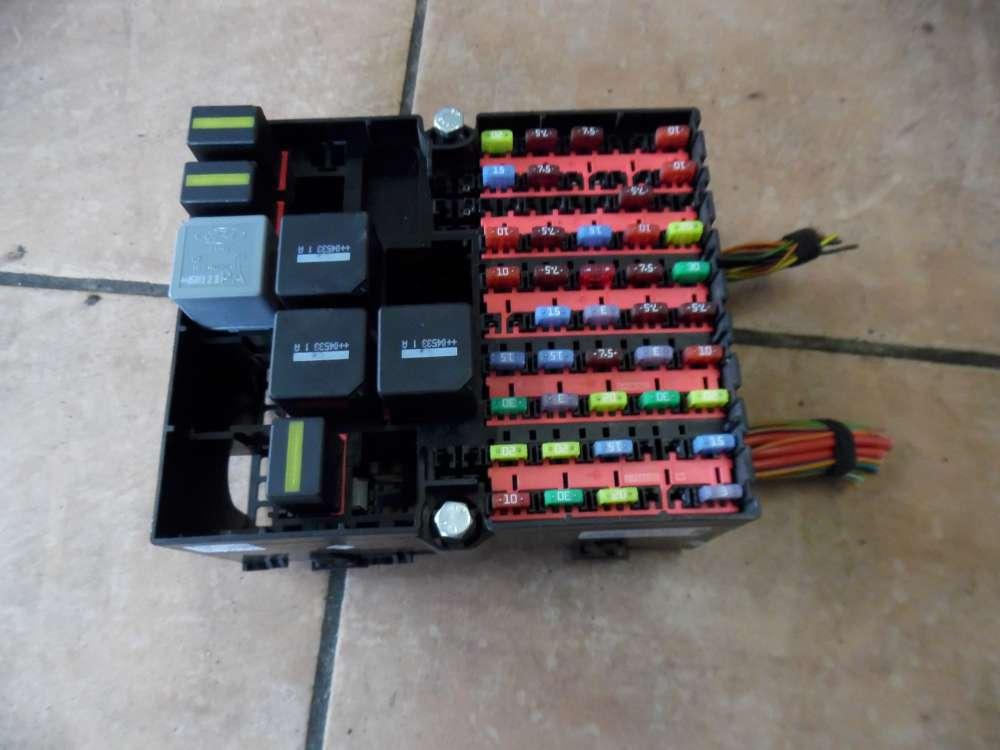 Ford Fiesta V Sicherungskasten Zentralelektrik 4S5T14401 KCE