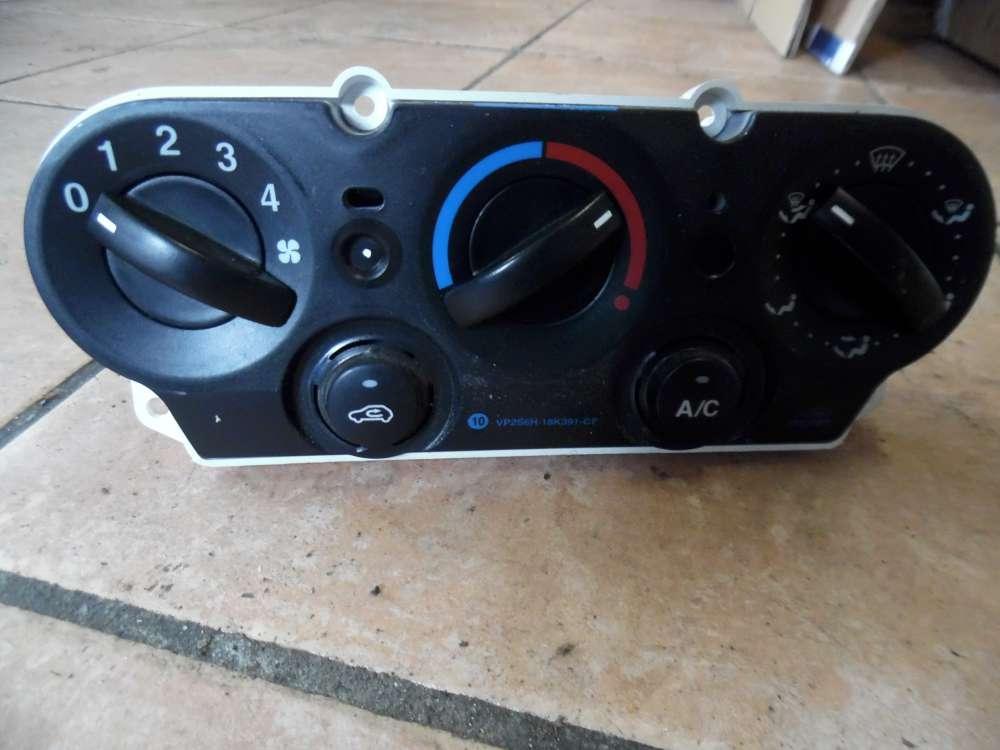 Ford Fiesta V Heizungsbedienteil Bedienteil Klima 2S6H19980BD