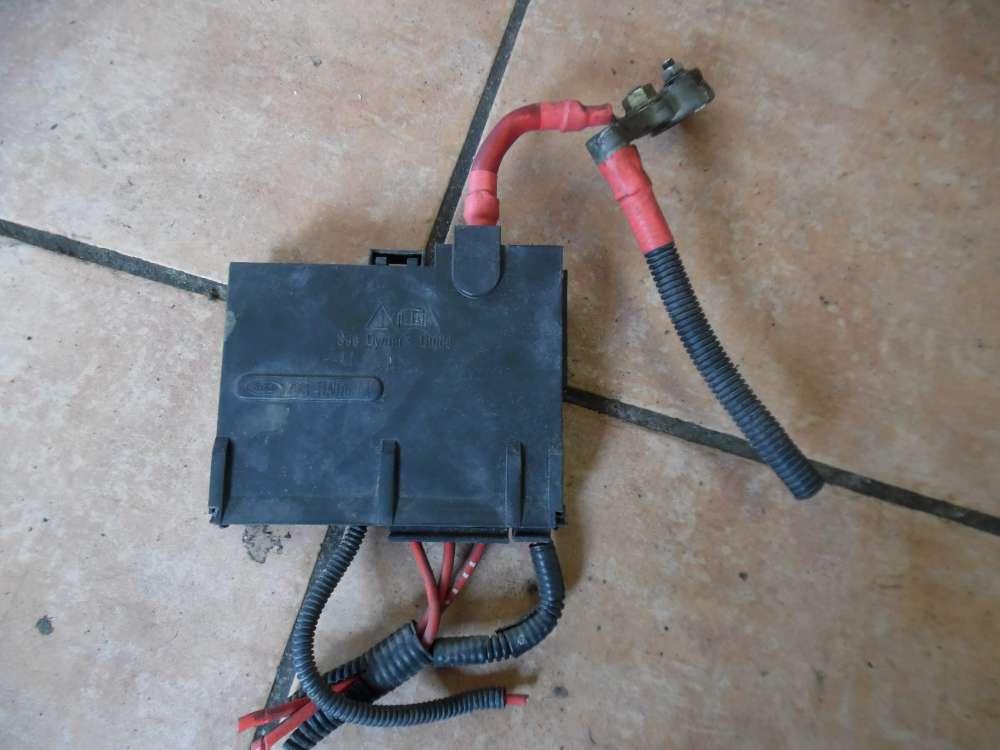 Ford Fiesta V Sicherungskasten FuseBox 2S6T14A076