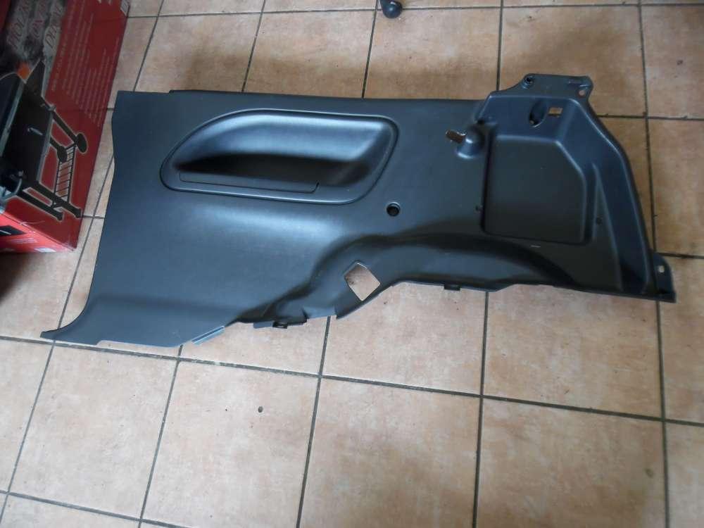 Daihatsu Cuore VI Verkleidung Abdeckung Kofferraum Rechts 62510-9720