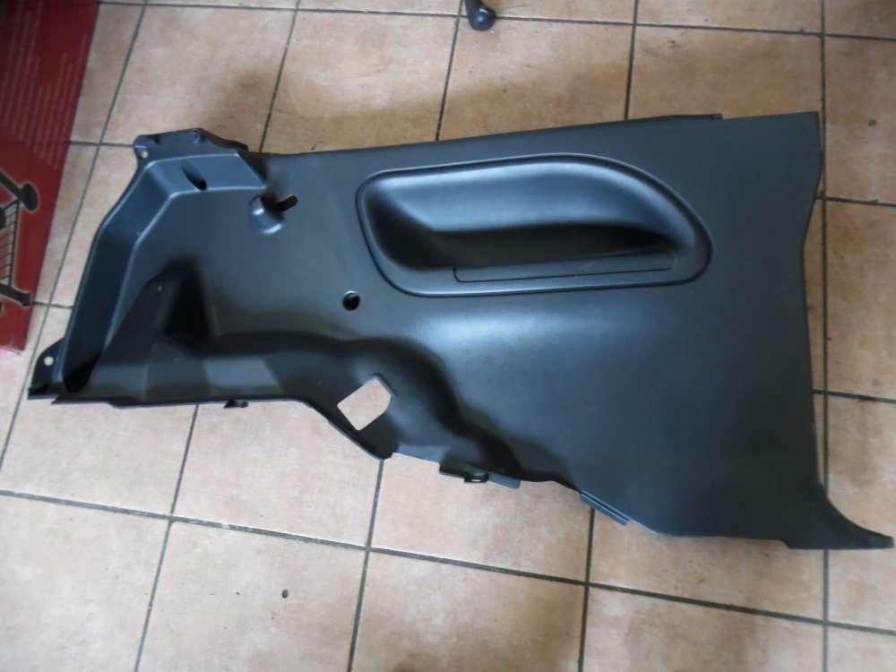 Daihatsu Cuore VI Verkleidung Abdeckung Kofferraum Links 62520-9720