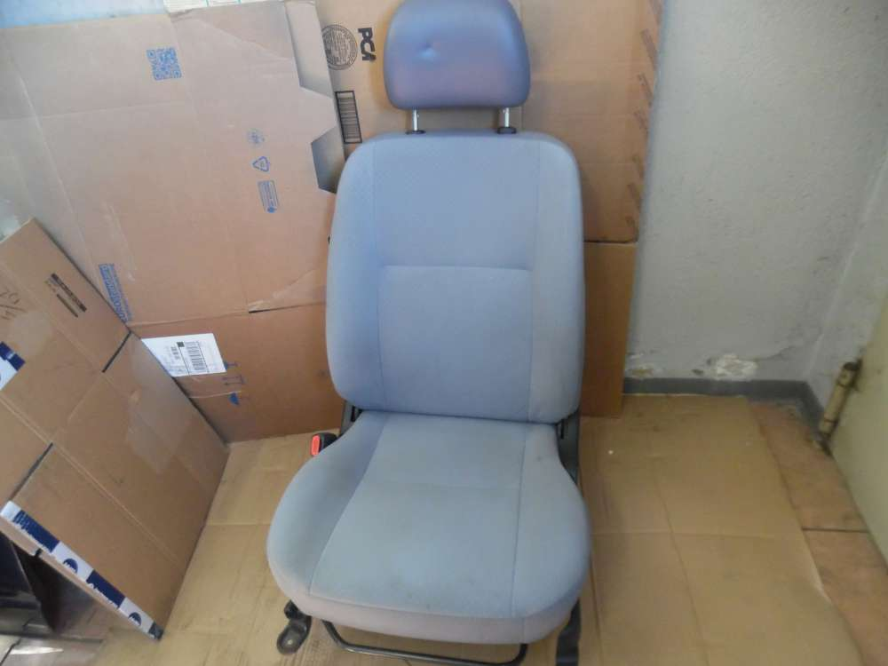 Daihatsu Cuore VI Sitz Fahrersitz Vorne Links Stoff grau