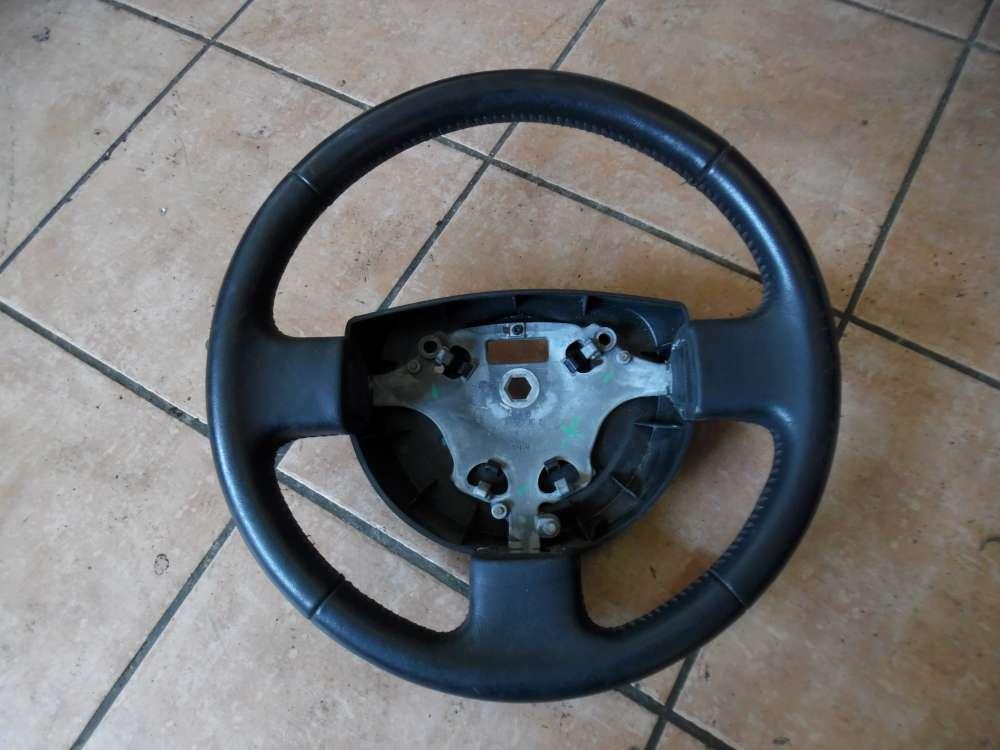 Ford Fiesta V Lenkrad Lederlenkrad Leder 2S6A3600D