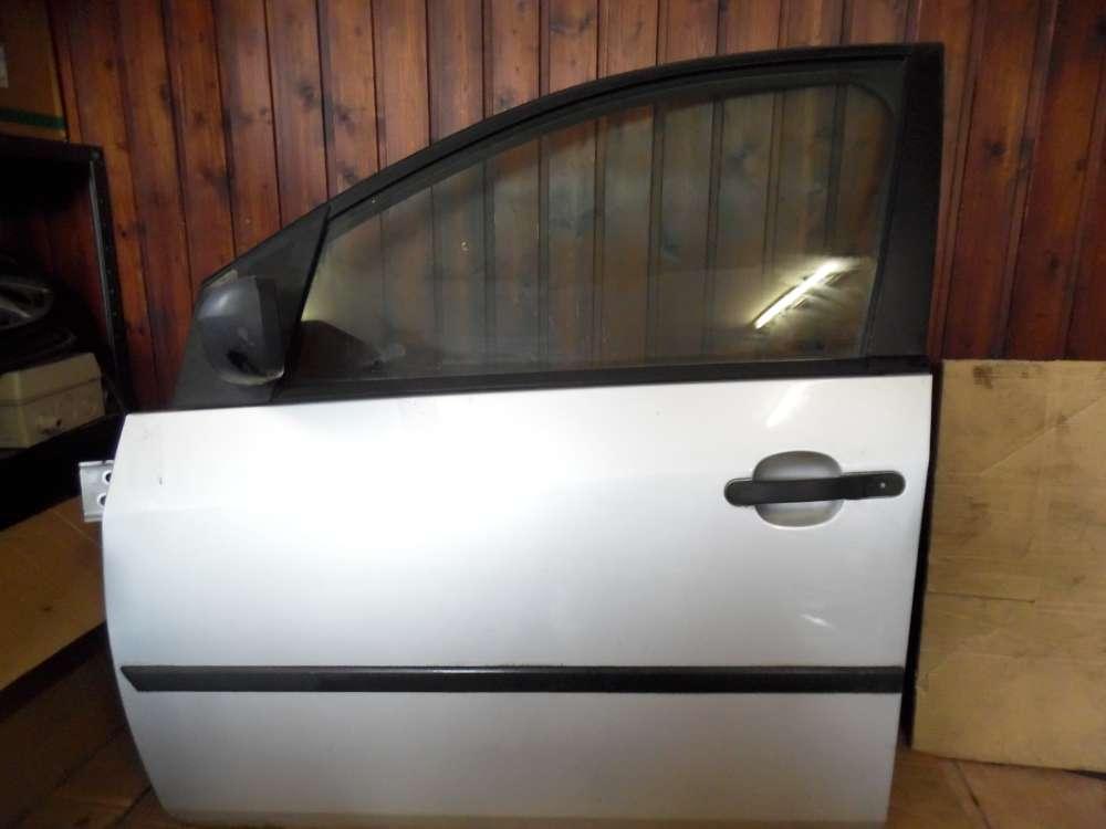 Ford Fiesta V Tür Vorne Links grau Farbcode : 62