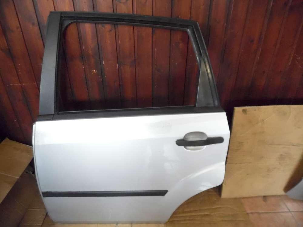 Ford Fiesta V Tür Hinten Links grau Farbcode : 62