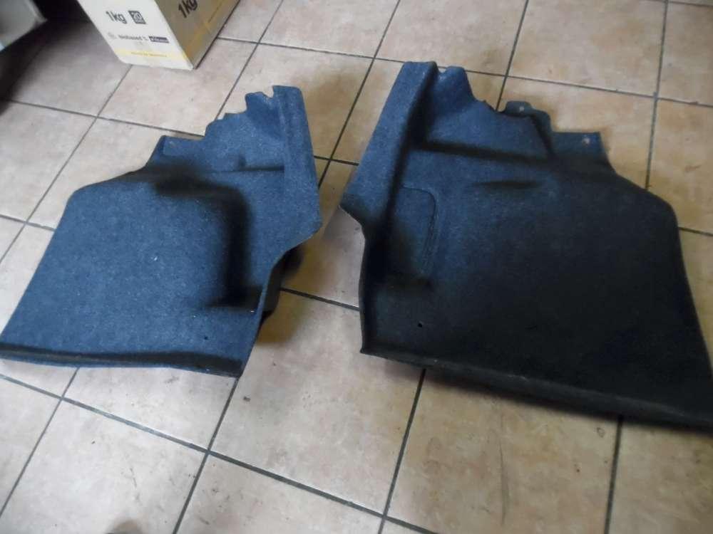 Fiat Punto 199 Verkleidung Kofferraum Seite Teppich Hinten Re / Li