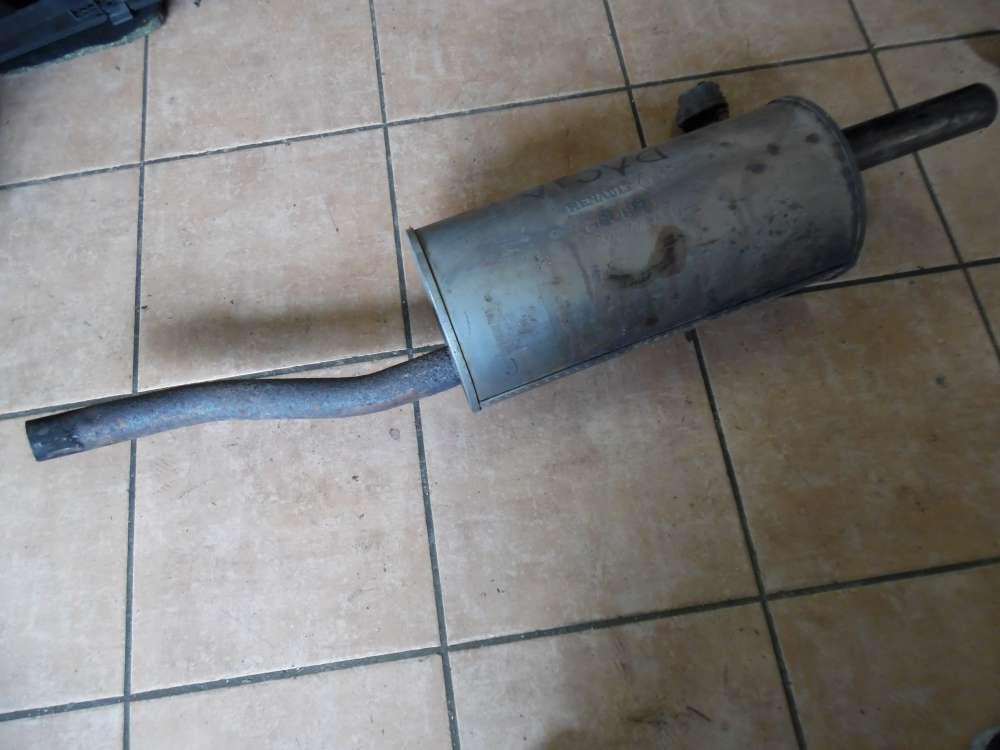 Dacia Sandero Auspuff Auspuffanlage 8200774459