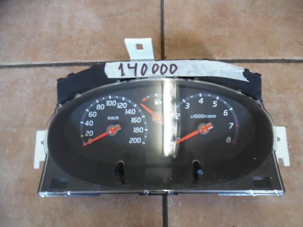 Nissan Micra K12 Tacho Kombiinstrument 140000KM AX860 5310174
