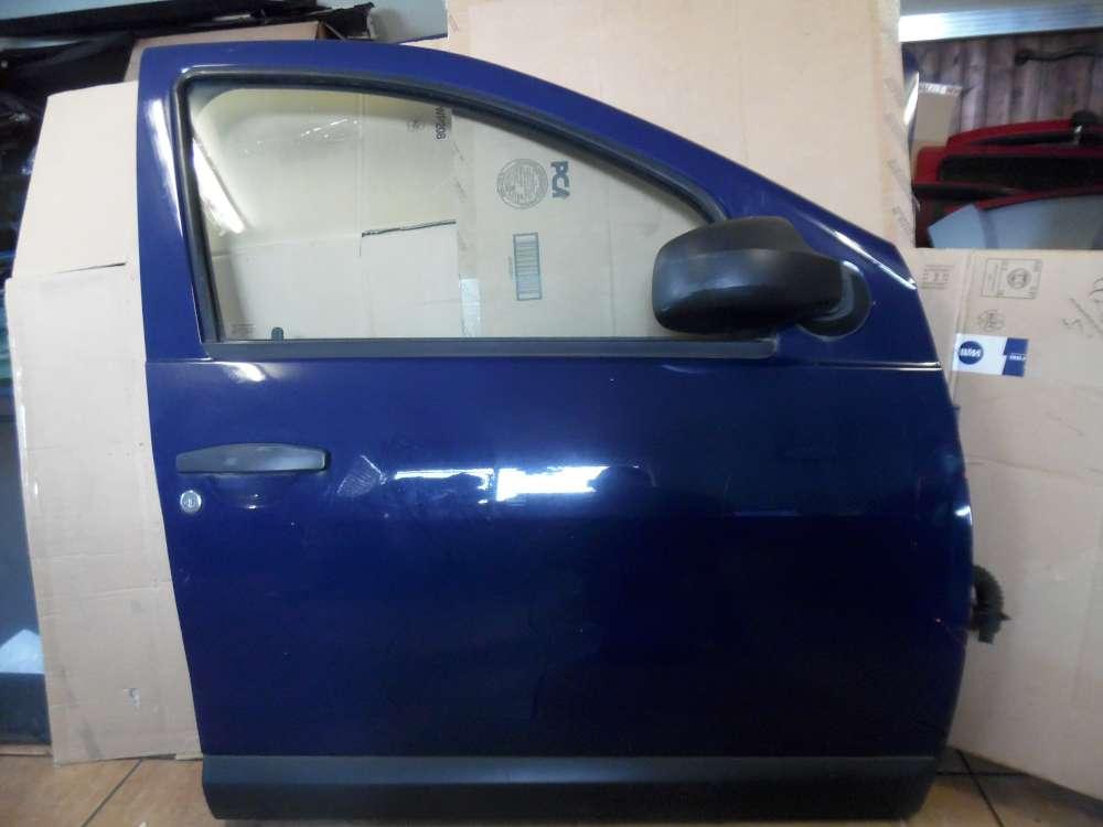 Dacia Sandero Tür Vorne Rechts Blau Farbcode : OV61H