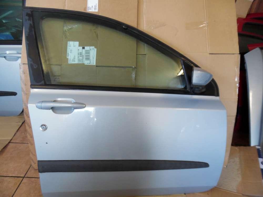 Fiat Stilo 192 Tür Vorne Rechts grau / Grigio Farbcode : 823