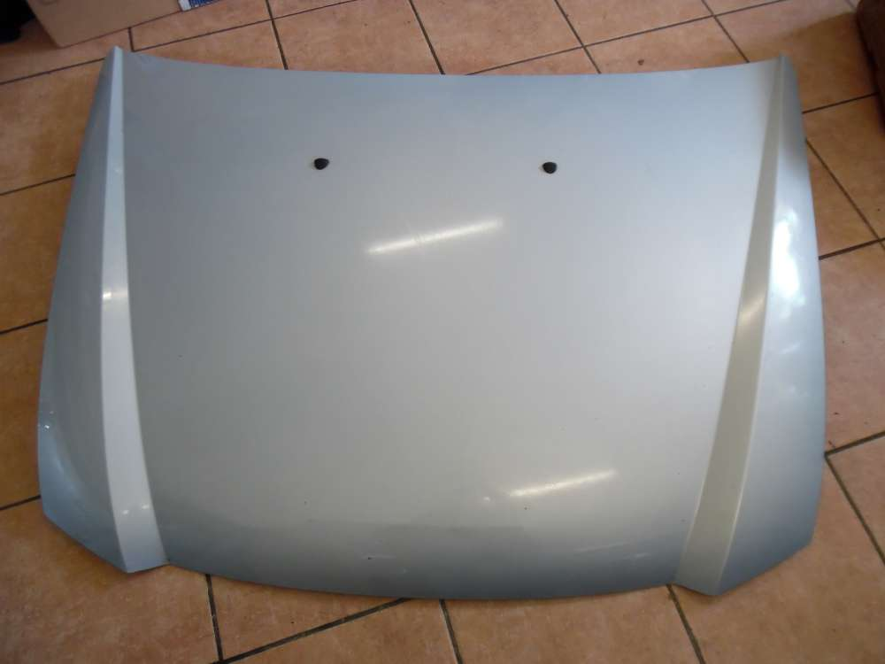 Fiat Stilo 192 Motorhaube grau / Grigio Farbcode : 823