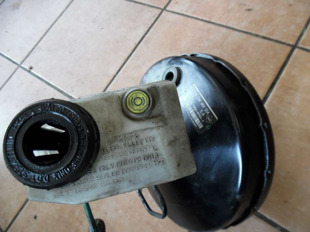 Renault Clio II Bremskraftverstärker Hauptbremszylinder 8200084554