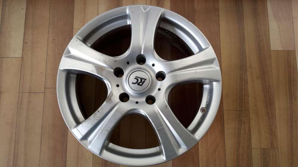 1 x Original VW Alufelgen 7.5Jx17H2  ET:50.8  KBA 46530