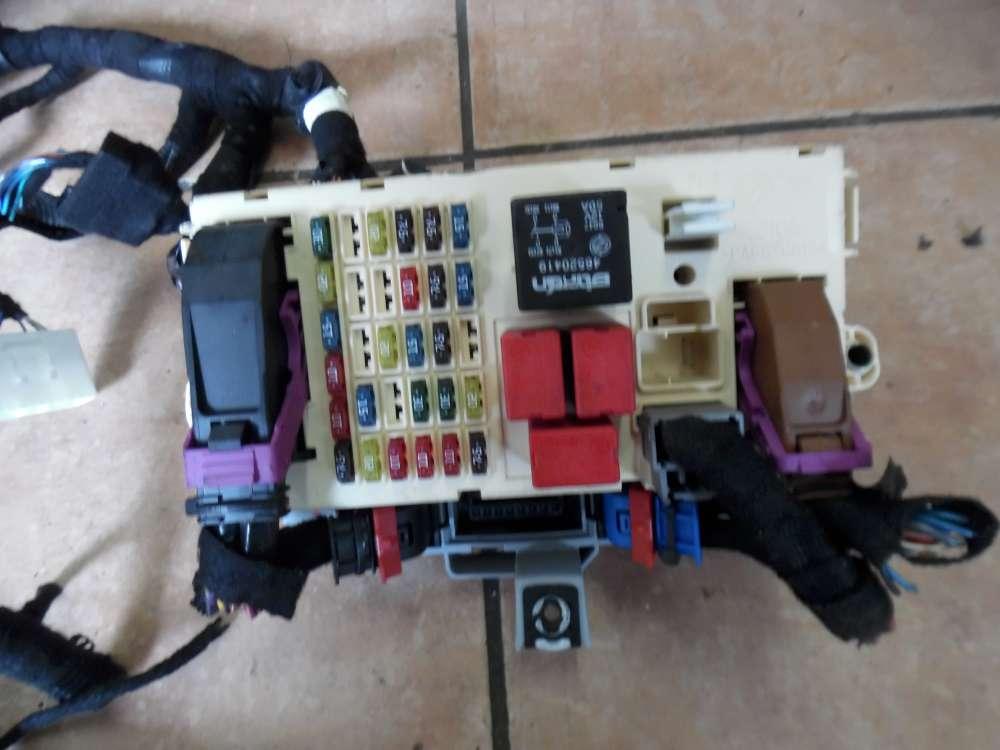 Fiat Stilo 192 Sicherungen Schachtel Relais 46797609