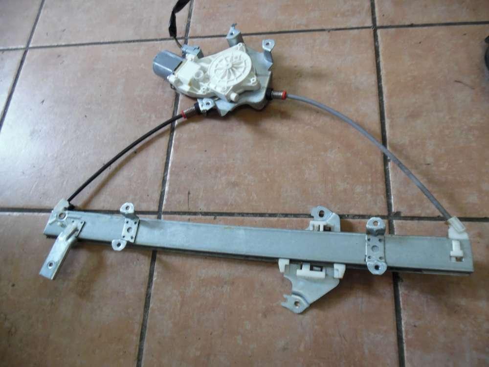 Nissan Micra K12 Fensterhebermotor mit Gestänge Links 0130822202